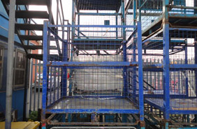 waste cages supply