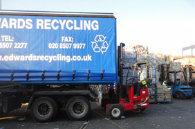 material recycling facility Essex